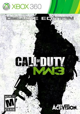 Скачать торрент Call of Duty: Modern Warfare 3 Deluxe Edition [GOD/RUSSOUND] для xbox 360 бесплатно