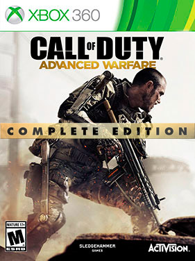 Скачать торрент Call of Duty: Advanced Warfare - Complete Edition [GOD/RUSSOUND] для xbox 360 бесплатно
