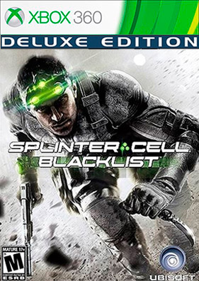 Tom Clancys Splinter Cell: Blacklist - Deluxe Edition [GOD/RUSSOUND]