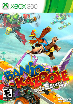 Скачать торрент Banjo-Kazooie. Nuts and Bolts [PAL/RUSSOUND] на xbox 360 без регистрации