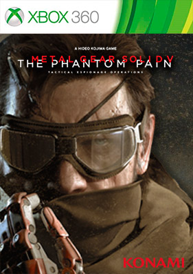 Metal Gear Solid V: The Phantom Pain [REGION FREE/RUS] (LT+2.0)