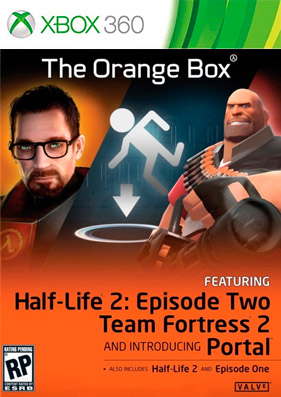 Скачать торрент Half-Life 2: The Orange Box V3.0 [FREEBOOT/RUSSOUND] на xbox 360 без регистрации