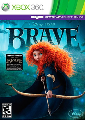 Скачать торрент Brave: The Video Game [PAL/RUSSOUND] (LT+1.9 и выше) на xbox 360 без регистрации