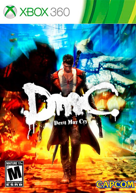 Скачать торрент DMC: Devil May Cry [REGION FREE/RUSSOUND] (LT+3.0) на xbox 360 без регистрации
