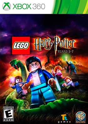 LEGO Harry Potter: Years 5-7 [REGION FREE/RUS] (LT+3.0)