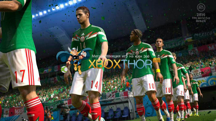 Скачать торрент 2014 FIFA World Cup Brazil [GOD/ENG] на xbox 360 без регистрации