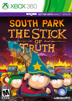 Скачать торрент South Park - The Stick of Truth [PAL/RUS] (LT+1.9 и выше) на xbox 360 без регистрации