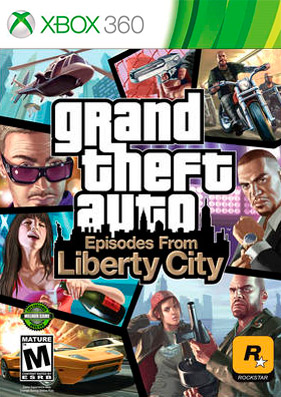 Скачать торрент Grand Theft Auto: Episodes from Liberty City [FREEBOOT/RUS] для xbox 360 бесплатно