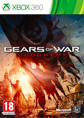 Gears of War: Judgment [REGION FREE/RUSSOUND] (LT+2.0)