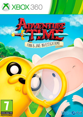 Adventure Time: Finn and Jake Investigations [DLC/FREEBOOT/ENG]