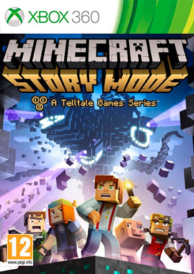 Minecraft: Story Mode [EP1] [PAL/RUS] (LT+1.9 и выше)