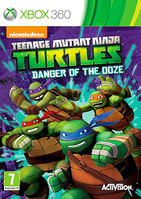 Teenage Mutant Ninja Turtles: Danger of the Ooze [GOD/ENG]
