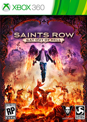 Saints Row: Gat Out of Hell [REGION FREE/RUS] (LT+2.0)