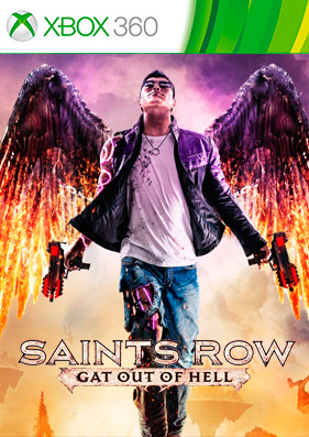 Saints Row: Gat Out of Hell [REGION FREE/GOD/RUS]
