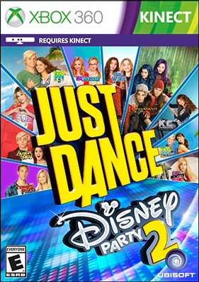 Just Dance: Disney Party 2 [REGION FREE/ENG] (LT+3.0)
