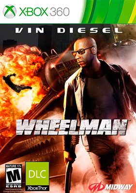Vin Diesel Wheelman + DLC + TU [GOD/RUSSOUND]