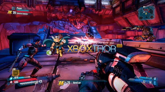 Скачать торрент Borderlands: The Pre-Sequel [REGION FREE/ENG] (LT+2.0) на xbox 360 без регистрации