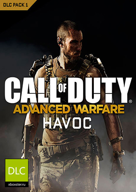 Call of Duty: Advanced Warfare - Havoc DLC [Region Free/Multi]