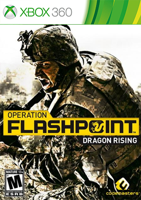 Скачать торрент Operation Flashpoint: Dragon Rising [DLC/GOD/ENG] на xbox 360 без регистрации