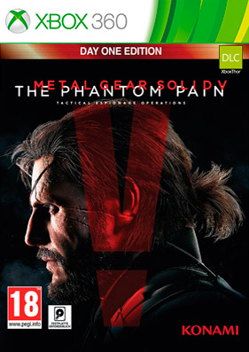 Скачать торрент Metal Gear Solid V: The Phantom Pain - DAY ONE EDITION [DLC/GOD/RUS] для xbox 360 бесплатно