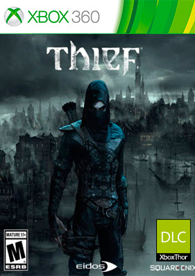 Thief + 5 DLC + TU + Trainer [REGION FREE/GOD/RUSSOUND]