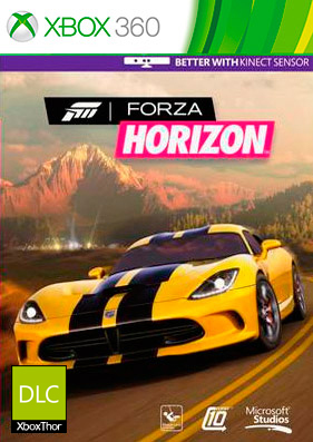 Forza Horizon [DLC/GOD/RUSSOUND]