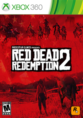 Red Dead Redemption 2 (Xbox 360)