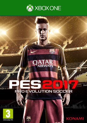 Pro Evolution Soccer / PES 2017 (Xbox One)