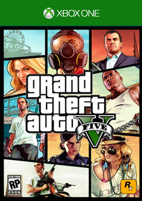Grand Theft Auto V/GTA 5 (Xbox One)