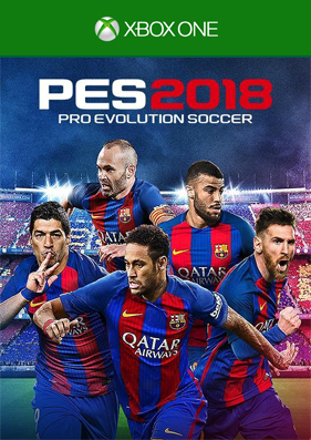 Pro Evolution Soccer / PES 2018 (Xbox One)