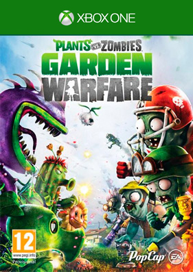 Скачать торрент Plants Vs. Zombies Garden Warfare (Xbox One) на xbox One без регистрации