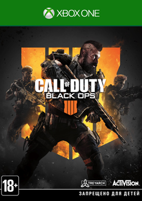 Скачать торрент Call of Duty: Black Ops 4 (Xbox One) на xbox One без регистрации