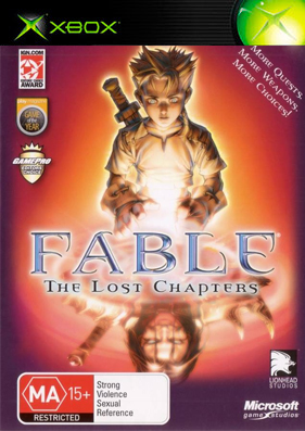 Скачать торрент Fable: The Lost Chapters [MIX/RUS] на xbox Original без регистрации