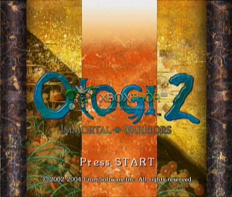 Скачать торрент Otogi 2: Immortal Warriors [PAL/ENG] на xbox Original без регистрации