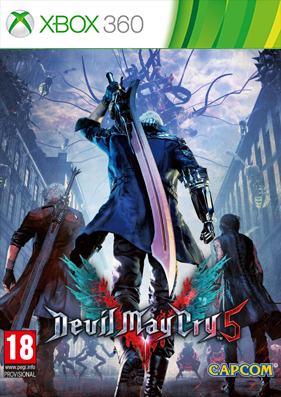 Devil May Cry 5 [Xbox 360]