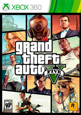 Grand Theft Auto V +ALL DLC +TU +MOD [GOD/RUS]
