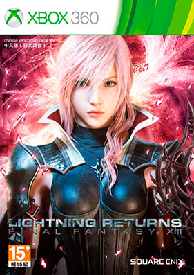 Lightning Returns: Final Fantasy 13 [PAL/ENG] (LT+3.0)