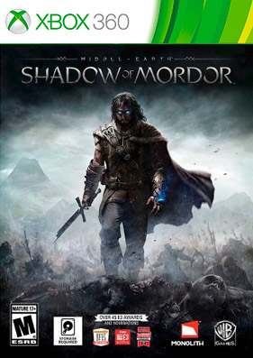 Скачать торрент Middle Earth: Shadow of Mordor - Complete Edition [XBOXLIVE/JTAG/RUS] для xbox 360 бесплатно