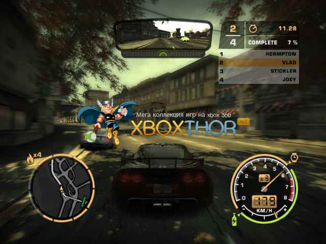 Скачать торрент Need for Speed: Most Wanted [JTAG/ENG] на xbox 360 без регистрации