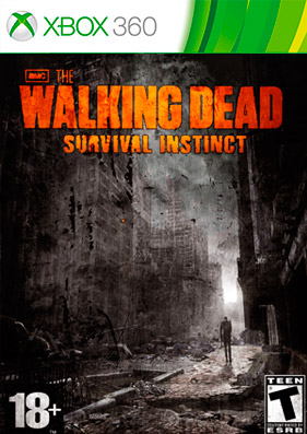 Скачать торрент The Walking Dead: Survival Instinct [REGION FREE/GOD/RUS] для xbox 360 бесплатно