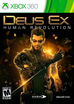 Deus Ex: Human Revolution [REGION FREE/RUSSOUND]