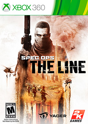 Spec Ops: The Line [REGION FREE/JTAGRIP/RUS]