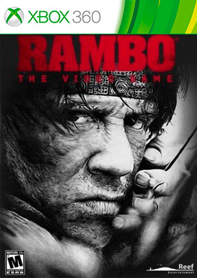 Rambo: The Video Game [PAL/ENG] (LT+1.9 и выше)