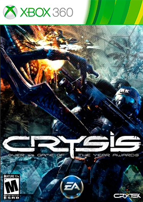 Crysis [REGION FREE/GOD/RUSSOUND]
