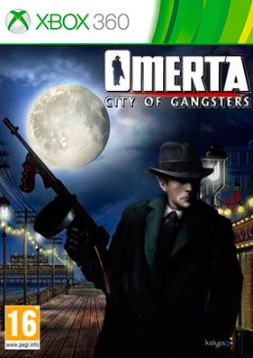 Omerta: City of Gangsters [REGION FREE/RUS] (LT+1.9 и выше)