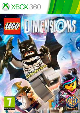 Lego: Dimensions [REGION FREE/GOD/ENG]