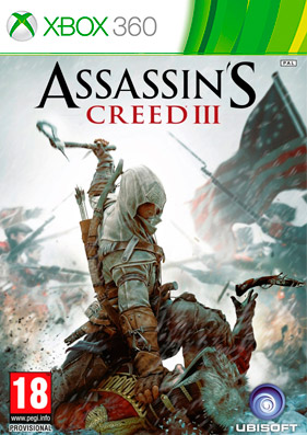 Скачать торрент Assassin's Creed 3 Complete Edition [FREEBOOT/RUSSOUND] для xbox 360 бесплатно