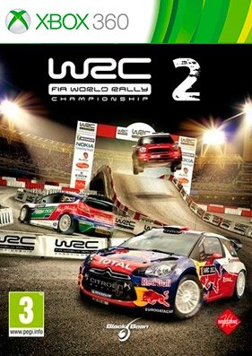 WRC 2: FIA World Rally Championship [REGION FREE/ENG]