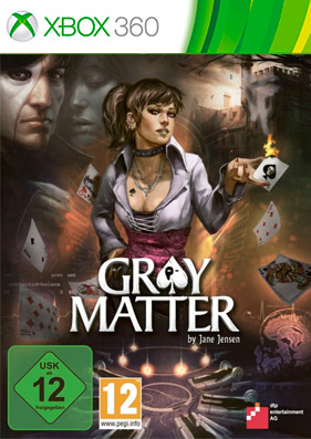 Скачать торрент Gray Matter [REGION FREE/GOD/RUS] на xbox 360 без регистрации