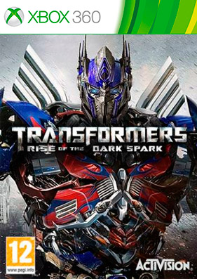 Transformers: Rise of the Dark Spark [REGION FREE/GOD/RUS]